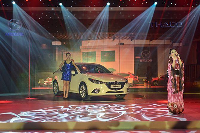 THACO giới thiệu Mazda 3 phiên bản 2015 cực mạnh mẽ - Ảnh 3