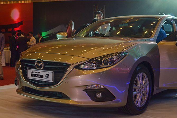 THACO giới thiệu Mazda 3 phiên bản 2015 cực mạnh mẽ - Ảnh 4