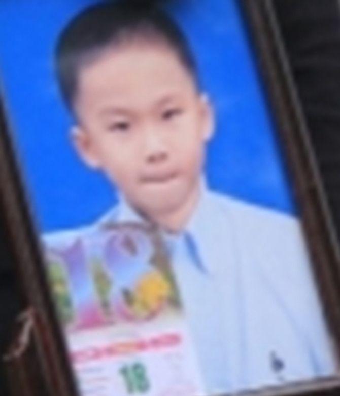 Bắt tạm giam dì ghẻ cùng người tình đánh chết cháu bé 8 tuổi