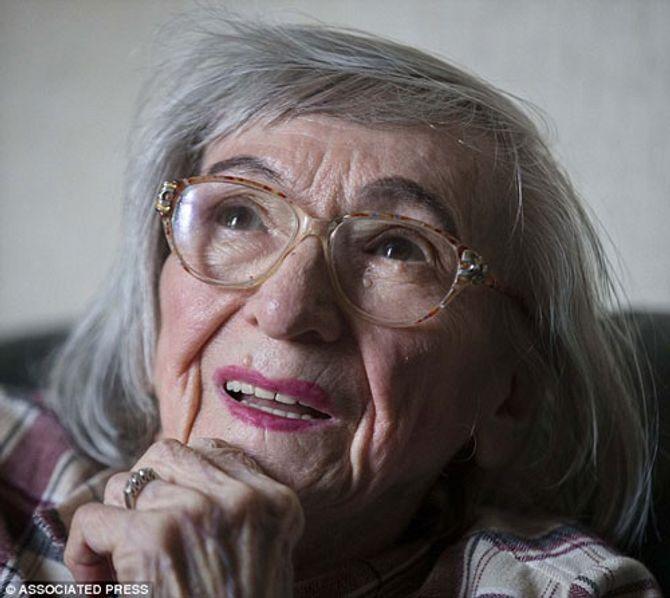 Đối với bà Margo Wölk, quãng thời gian làm việc cho Adolf Hitler là một trải nghiệm hãi hùng
