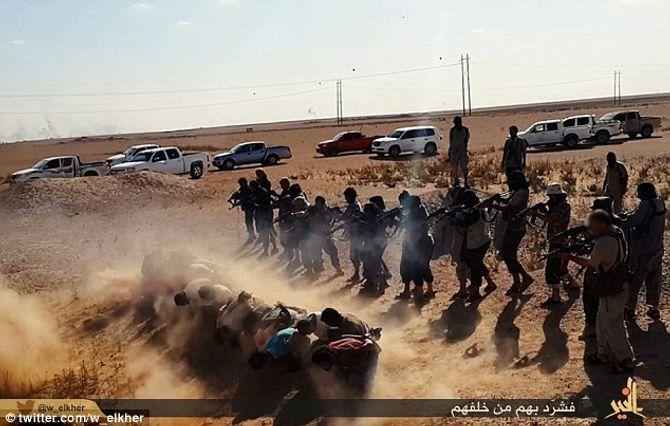 Tổ chức hồi giáo IS và những vụ hành quyết man rợ