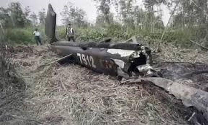 Chuyến bay cuối cùng và sự hy sinh của những chiến sỹ không quân 5