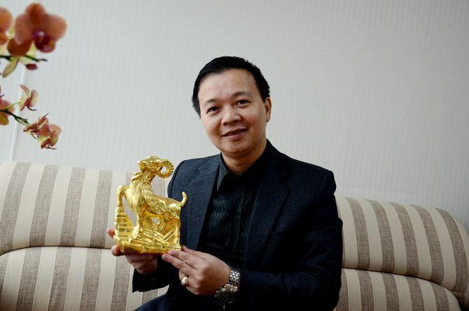 Doanh nhân Hà Thành