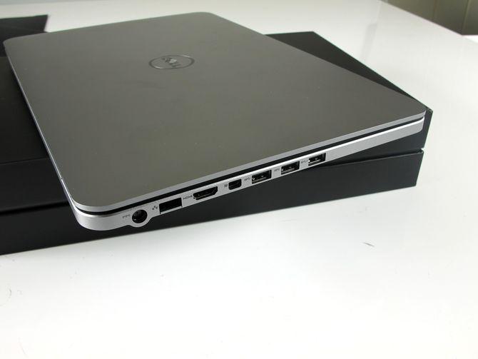 Đánh giá Dell XPS 15 Touch, màn hình QHD+ cảm ứng hoàn hảo - Ảnh 3