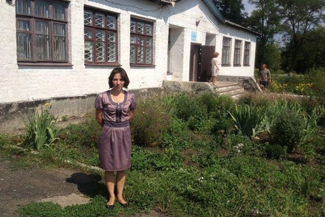 Cuộc sống của người dân Ukraina gần nơi máy bay Malaysia  rơi