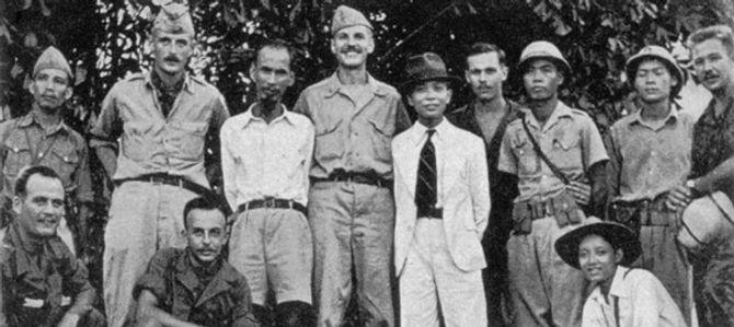 Tình báo Mỹ từng giúp Việt Minh ra sao?