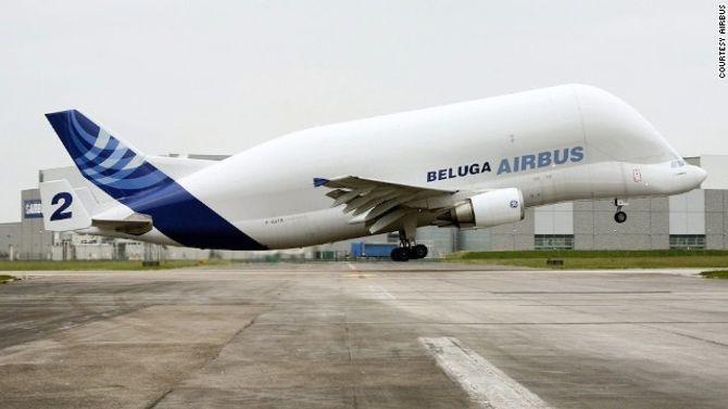 Máy bay vận tải kỳ lạ nhất thế giới tròn 20 tuổi