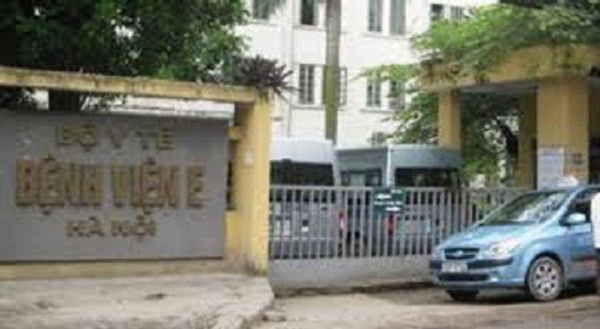 """Phó giám đốc Bệnh viện E Trung ương bị """"bắt"""" trong nhà nghỉ"""