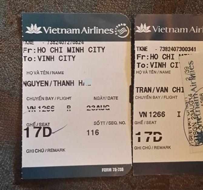 Có hay không Vietnam Airlines bán vé trùng số ghế cho khách? - Ảnh 1