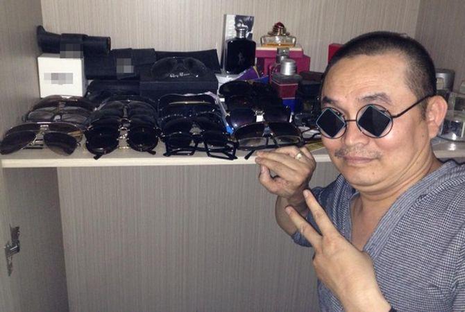 Nghệ sĩ Xuân Hinh với bộ sưu tập mắt kính thời trang đẹp