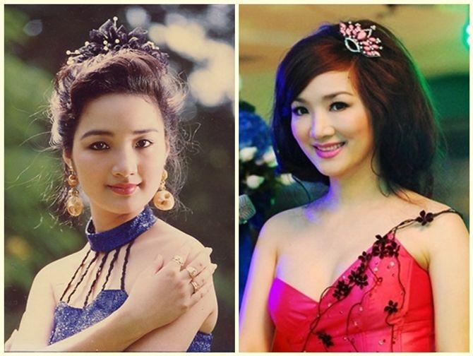 Sao Việt U50 vẫn nõn nà như thiếu nữ