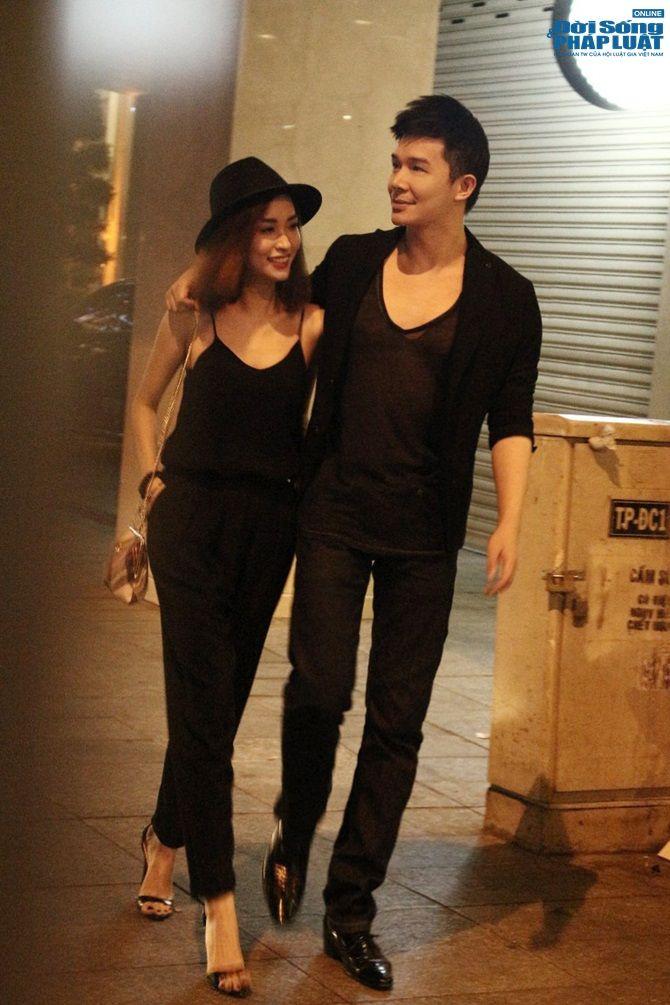 Nathan Lee bí mật hẹn hò hotgirl Mai Hồ