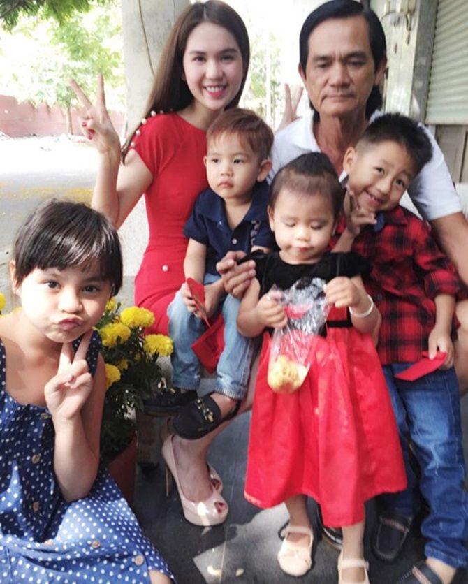 Sao Việt làm gì những ngày đầu năm mới Ất Mùi? 8