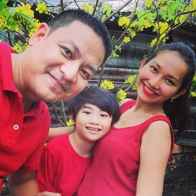 Sao Việt làm gì những ngày đầu năm mới Ất Mùi? 7
