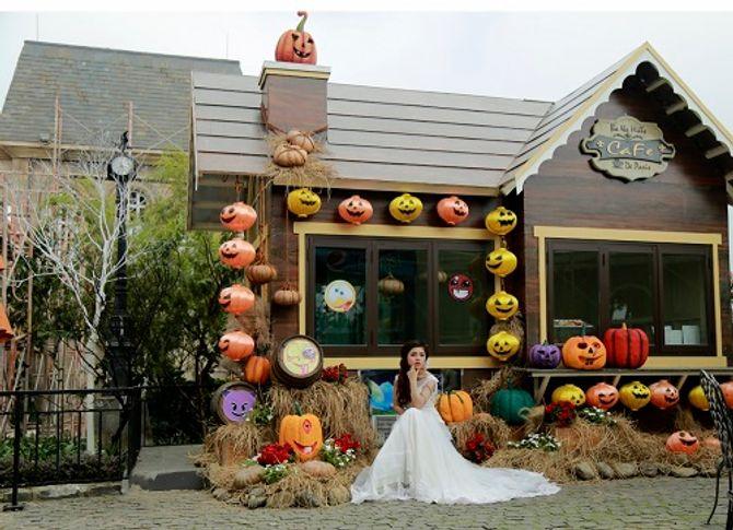 Halloween: Khám phá Ngọn đồi huyền bí Bà Nà Hills  - Ảnh 4