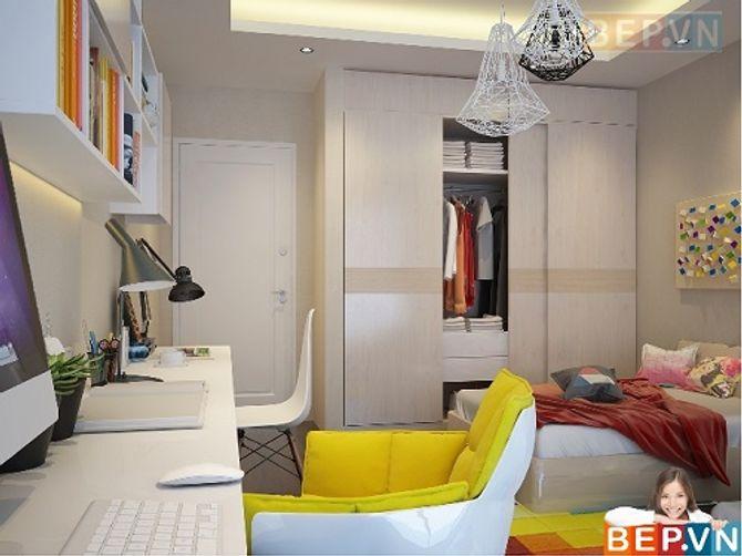Công nghệ sản xuất nội thất - tủ bếp theo tiêu chuẩn châu Âu 15