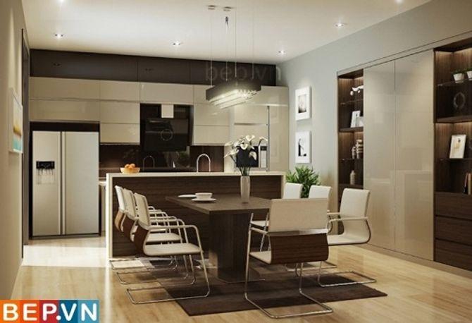 Công nghệ sản xuất nội thất - tủ bếp theo tiêu chuẩn châu Âu 17