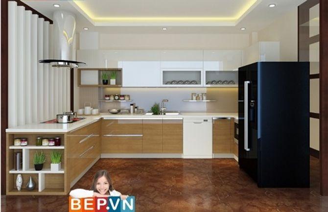 Công nghệ sản xuất nội thất - tủ bếp theo tiêu chuẩn châu Âu 18