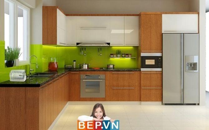 Công nghệ sản xuất nội thất - tủ bếp theo tiêu chuẩn châu Âu 19