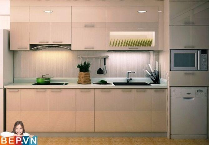 Công nghệ sản xuất nội thất - tủ bếp theo tiêu chuẩn châu Âu 21