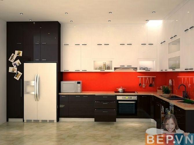 Công nghệ sản xuất nội thất - tủ bếp theo tiêu chuẩn châu Âu 6
