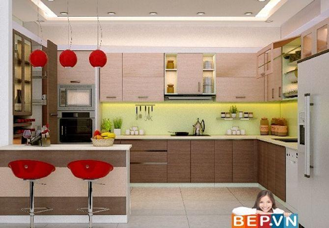 Công nghệ sản xuất nội thất - tủ bếp theo tiêu chuẩn châu Âu 10