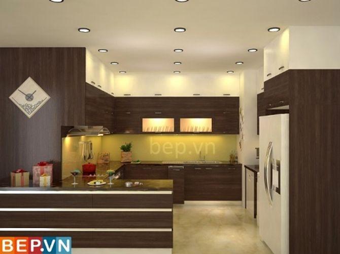Công nghệ sản xuất nội thất - tủ bếp theo tiêu chuẩn châu Âu 12