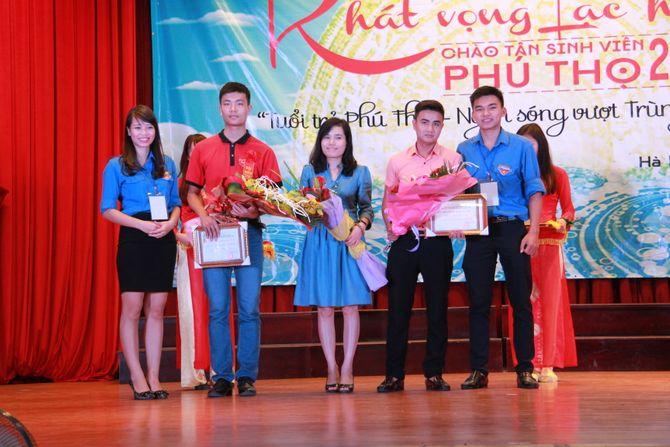 Tưng bừng ngày hội sinh viên Phú Thọ tại Hà Nội - Ảnh 2