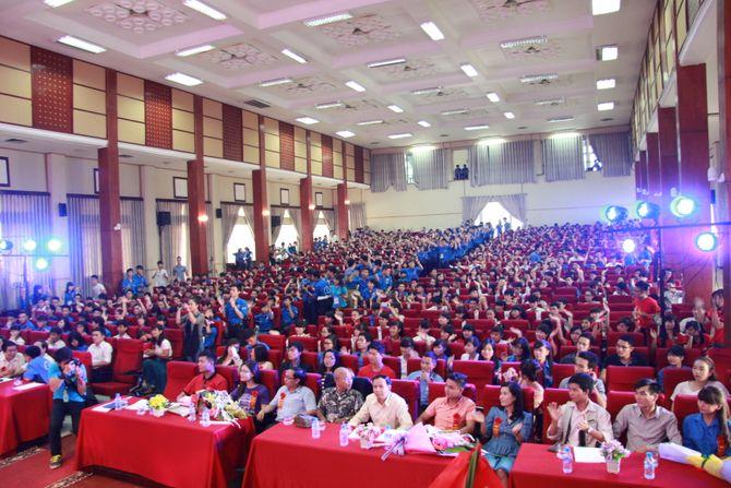 Tưng bừng ngày hội sinh viên Phú Thọ tại Hà Nội - Ảnh 3