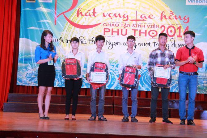 Tưng bừng ngày hội sinh viên Phú Thọ tại Hà Nội - Ảnh 4