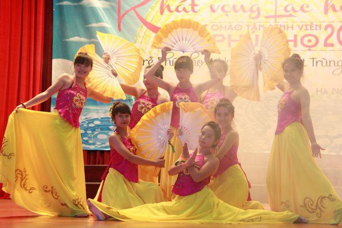 Tưng bừng ngày hội sinh viên Phú Thọ tại Hà Nội - Ảnh 8