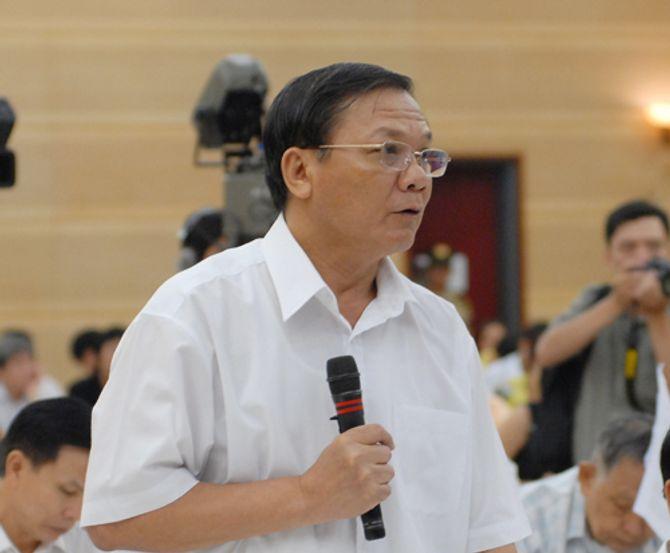 Ban Bí thư quyết định kỷ luật cảnh cáo đối với ông Trần Văn Truyền 4