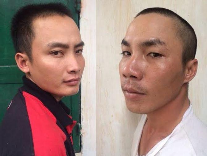 Bình Dương: Hai đối tượng cướp giật bị camera an ninh ghi hình - Ảnh 1