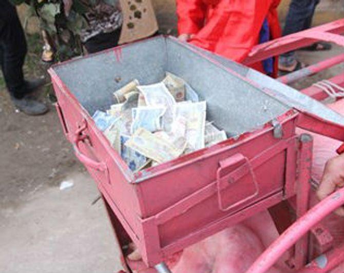 Lễ hội chém lợn ở Bắc Ninh: Máu nhuộm đỏ sân đình 7