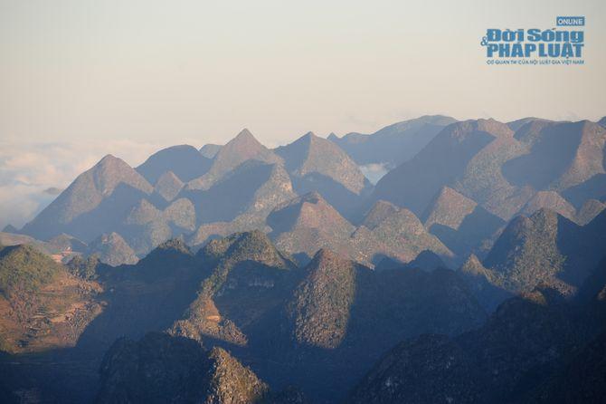 Vẻ đẹp hút hồn phong cảnh Tây Bắc - Ảnh 1