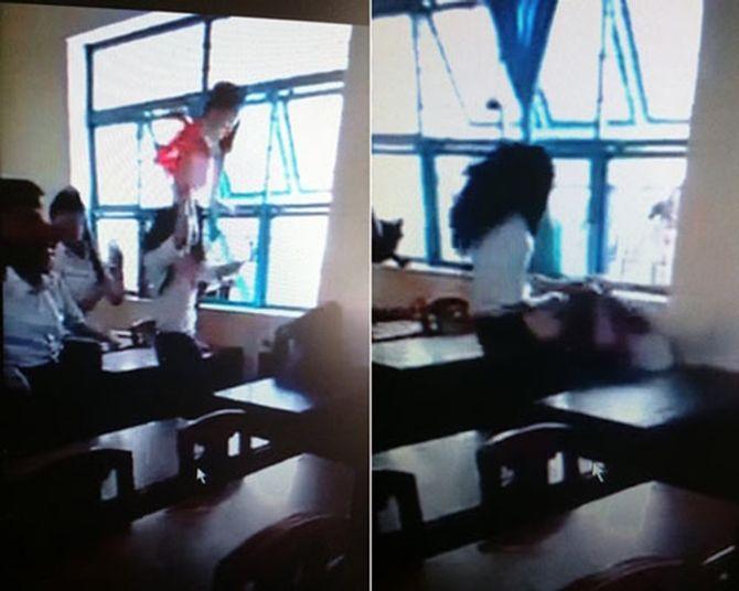 Vụ nữ sinh bị đánh hội đồng: Hiệu trưởng xin từ chức