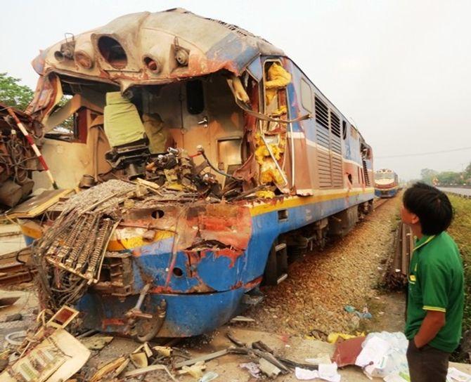 Chuyện chưa kể phía sau tai nạn tàu hoả kinh hoàng ở Quảng Trị 5