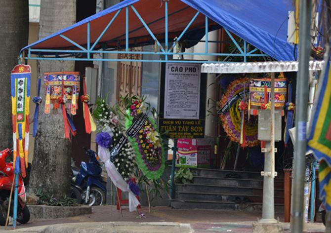 Vợ một đại gia kinh doanh gỗ ở Gia Lai tự tử trong khách sạn