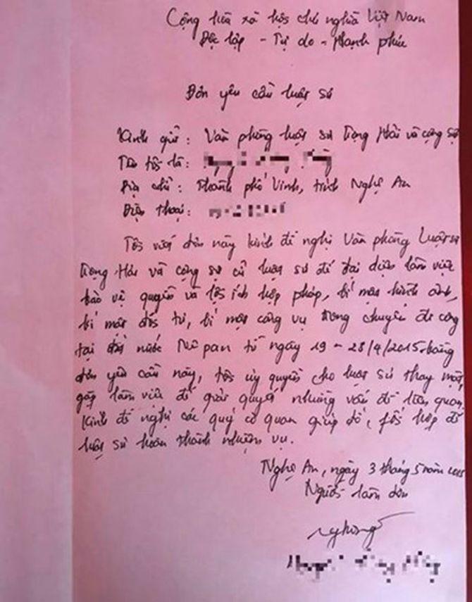 """Cán bộ Hội Chữ thập đỏ """"tự sướng ở Nepal"""" rút đơn yêu cầu luật sư bảo vệ - Ảnh 1"""
