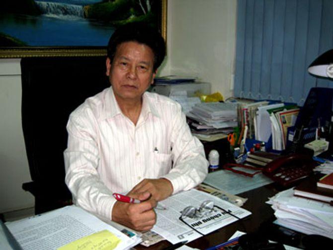 Kim Quốc Hoa - nguyên Tổng biên tập báo Người cao tuổi là ai? - Ảnh 1