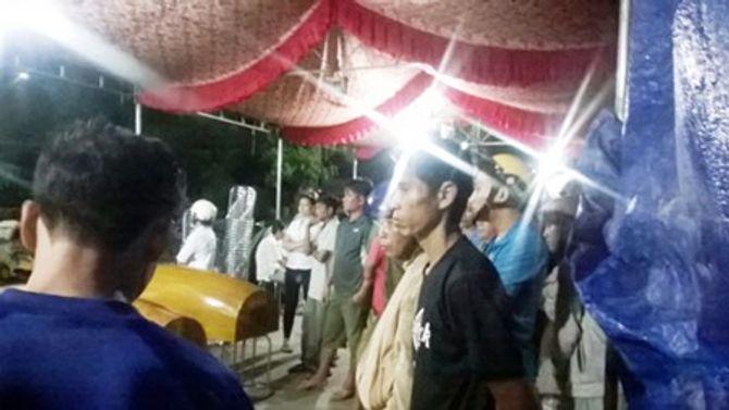 Vụ thảm sát ở Bình Phước: Tiếng khóc gào trong đêm đen - Ảnh 2