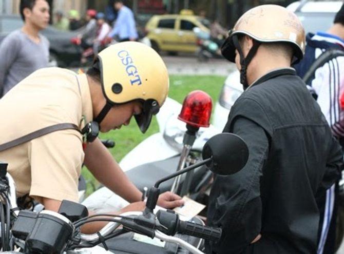 Tăng mức phạt vi phạm giao thông gấp nhiều lần? - Ảnh 1