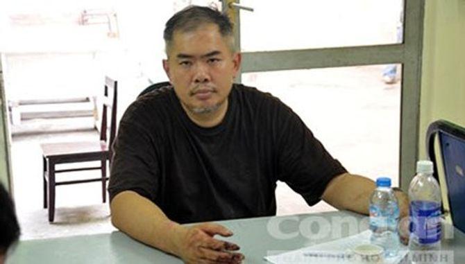 Giải cứu cô gái bị khống chế trong khách sạn ở Sài Gòn