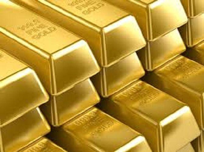 Giá vàng SJC chiều nay 16/4 lại giảm mạnh, giá USD đi ngang - Ảnh 1