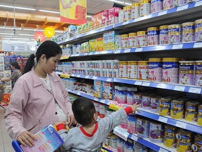 Hôm nay, sữa cho trẻ em sẽ giảm giá? - Ảnh 1