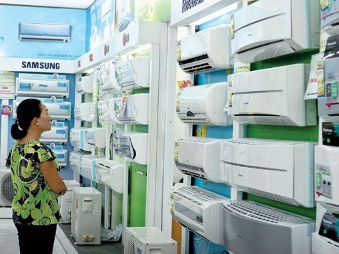 Tổng hợp các sản phẩm điện lạnh giảm giá tháng 4