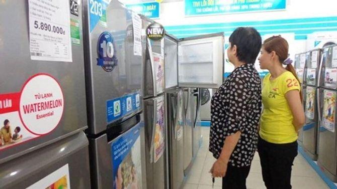 tủ lạnh giảm giá sốc chào hè