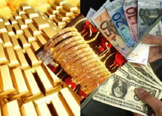 Chiều nay (15/5), giá vàng SJC đứng im, giá USD hạ nhiệt - Ảnh 1