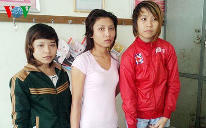 3 thiếu nữ giết người vì va chạm giao thông