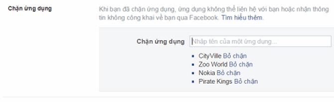 Cách chặn thông báo mời chơi Pirate Kings trên facebook 5